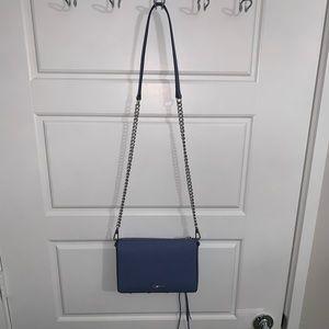 Rebecca Minkoff Blue Avery Crossbody Bag